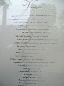 Vendôme - die Karte