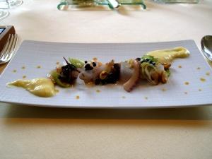 Vendôme - Octopus Sepia; Tintenfisch Marsh Mellow