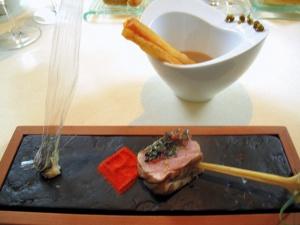 Vendôme - Thun; Fish & chips - Pommes frites nicoise