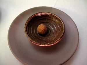 Coi - Petit Fours - Chocolate Ganache Truffle