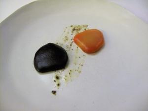 Coi - Shiny Beets; citrus scented gel, vadouvan