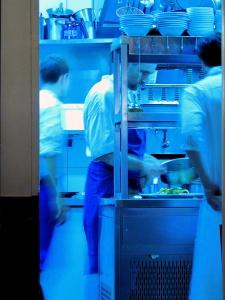 le Chateaubriand - la Cuisine 2