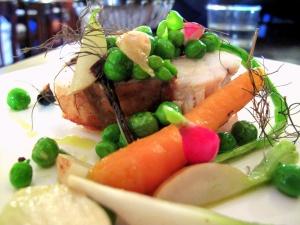 le Chateaubriand - lotte, jardinière de légumes 3