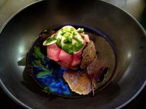 le Chateaubriand - veau de lait, langoustine, truffe d'été