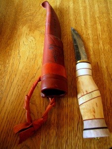 Noma - Puukko kniv