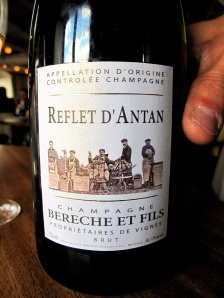 Noma - NV Champagne Brut 'Reflet d´Antan', Bereche et Fils, Ludes