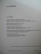 Pic - la Carte - ALC - les Entrées
