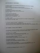Pic - la Carte - ALC - les Poissons et Viandes