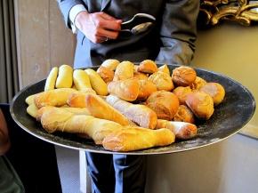 Pic - les Pains - Baguette, sésame, l'huile d'olive et blé noir