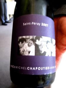 Pic - Pic et Chapoutier Saint-Péray 2007