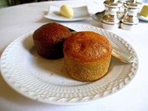 Søllerød Kro - Brød og smør