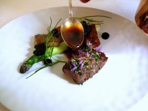 Søllerød Kro - Foie gras – Dyrekød