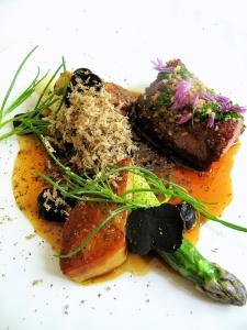 Søllerød Kro - Foie gras – Trøffel – Dyrekød 2