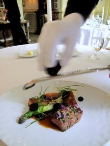 Søllerød Kro - Foie gras – Trøffel – Dyrekød