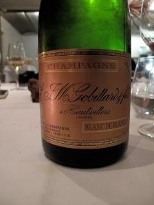 In de Wulf - Champagne Gobillard & Fils, Blanc de Blancs