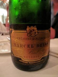 In de Wulf - Crémant d'Alsace Marcel Deiss