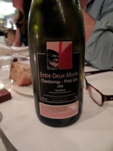 In de Wulf - Entre Deux Monts Westouter, Chardonnay-Pinot Gris, 2008