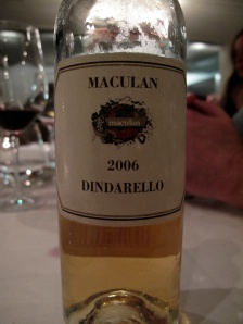 In de Wulf - Maculan, Dindarello, Italie, 2006