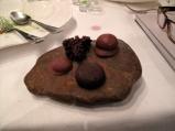 In de Wulf - Mignardises - Truffes au chocolat et frais des bois – tous 2