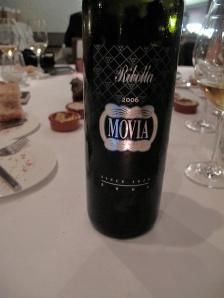 In de Wulf - Movia, Rebula Slovenie, 2006