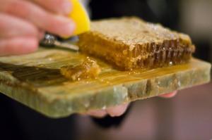 In de Wulf - Petit Fours - Gâteau de miel avec citron - Alexandre Gauthier